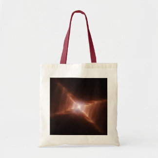 Red Pyramid in the sky Canvas Bag