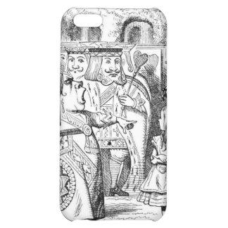 Red Queen Alice in Wonderland iPhone 5C Covers