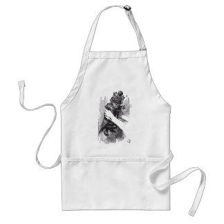 Red Queen Apron
