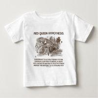Red Queen Hypothesis (Alice Red Queen Wonderland) T-shirts