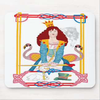 Red Queen Mouse Pads