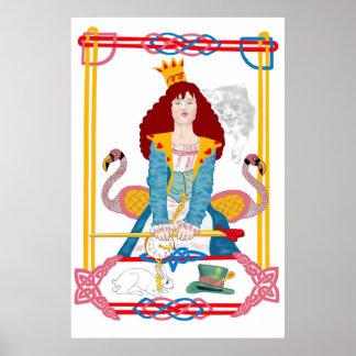 Red Queen's Gambit Poster