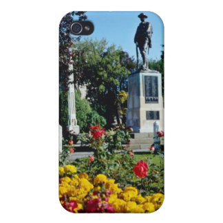 Red Queens Gardens Colwyn Bay North Wales flower iPhone 4/4S Cover