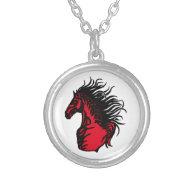 RED RANGE HORSE CUSTOM JEWELRY