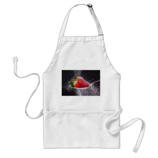 Red rascal adult apron