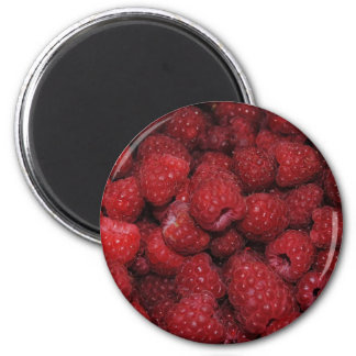 Red Raspberries Magnet