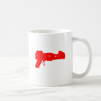 Red Raygun Coffee Mug