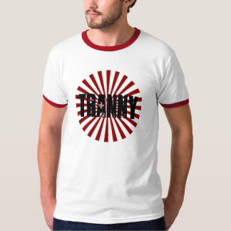 RED RAYS, Tranny T-Shirt