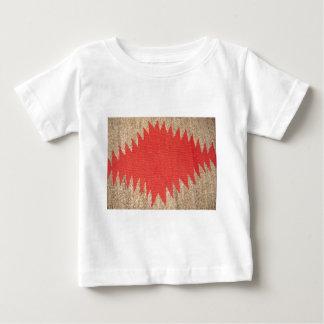 Red Razzle Dazzle Baby T-Shirt