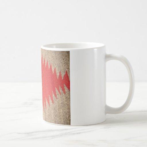 Red Razzle Dazzle Mug