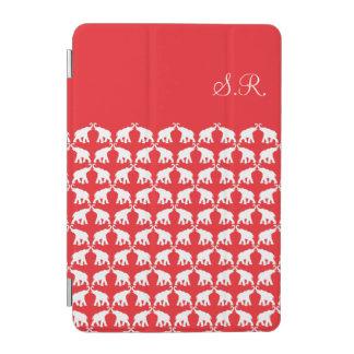 Red red elephant iPad mini iPad Mini Cover