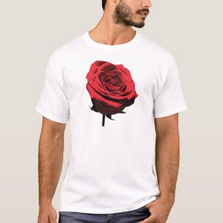 Red, Red Rose Men's Shirts
