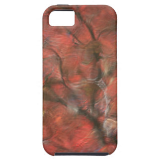 Red Reflections iPhone SE/5/5s Case