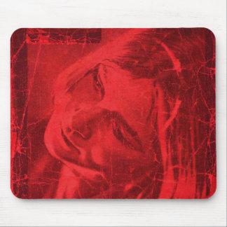Red Reflections Mousepad - Customizable Mousepad