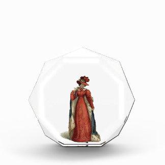 Red Regency Lady Award