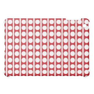 Red Retro Pern 2  iPad Mini Cases