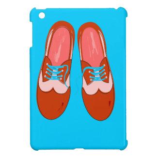 Red Retro Shoes iPad Mini Covers