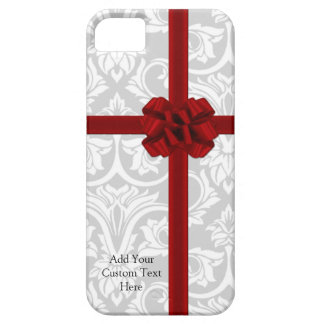 Red Ribbon Bow iPhone 5 Cover