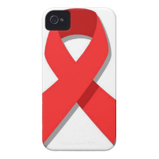 Red Ribbon Case-Mate iPhone 4 Case
