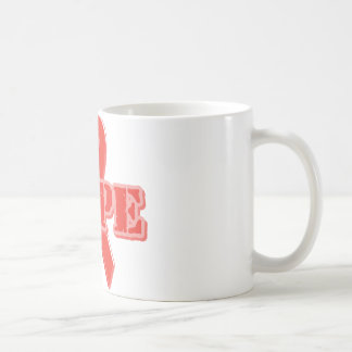 Red Ribbon - Hope Coffee Mug