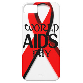 red ribbon iPhone SE/5/5s case