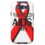 red ribbon samsung galaxy s3 case