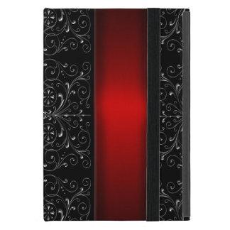 Red Ribbon Stripes Case For iPad Mini