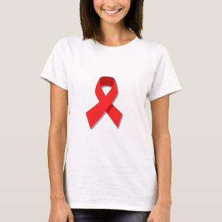 Red Ribbon T-Shirt