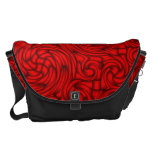 Red Ribbons Courier Bag