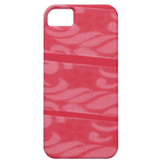 Red Ribbons iPhone SE/5/5s Case