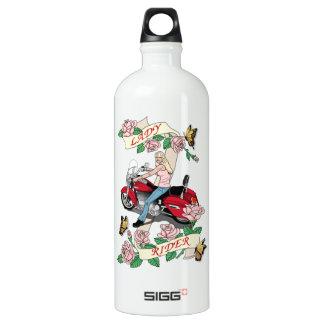 Red Rider Aluminum Water Bottle