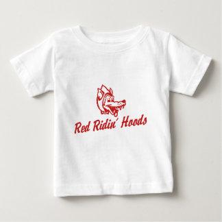 Red Ridin' Hoods Baby T-Shirt