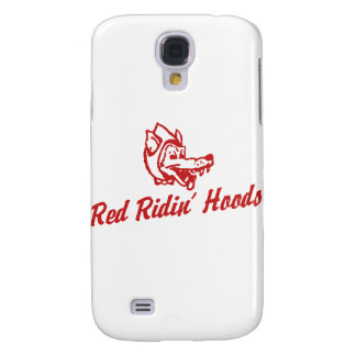 Red Ridin' Hoods Galaxy S4 Cover