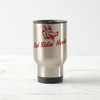 Red Ridin' Hoods Travel Mug