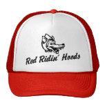 Red Ridin' Hoods Trucker Hat