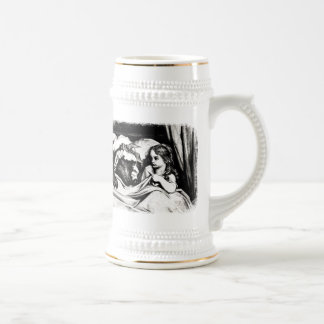 Red Riding Hood 18 Oz Beer Stein