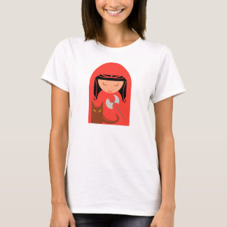 Red Riding Hood and The Big Bad Wolf T-Shirt