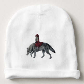 Red Riding Hood Baby Beanie