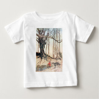 Red Riding Hood Baby T-Shirt