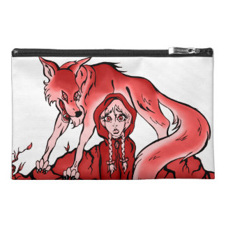 Red Riding Hood Travel Accessory Bags