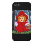 Red Riding Hood Case For iPhone 5
