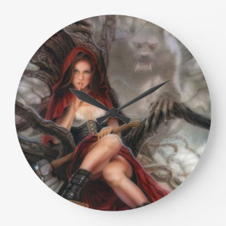 Red Riding Hood Clock!