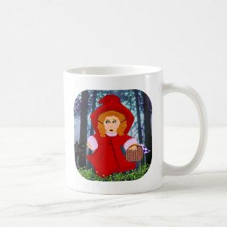 Red Riding Hood Coffee Mugs