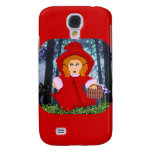 Red Riding Hood Galaxy S4 Cases