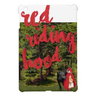 Red Riding Hood iPad Mini Cases