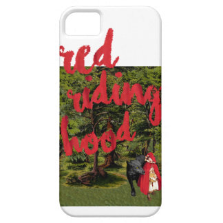 Red Riding Hood iPhone SE/5/5s Case