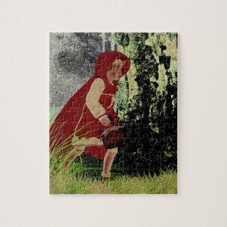 Red Riding Hood Jigsaw Puzzle