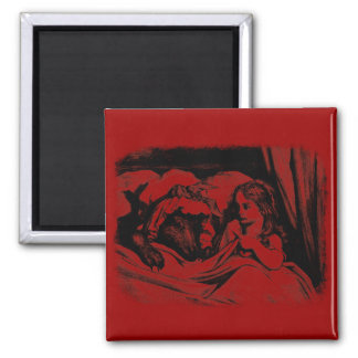 Red Riding Hood Magnet