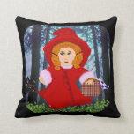 Red Riding Hood Pillow
