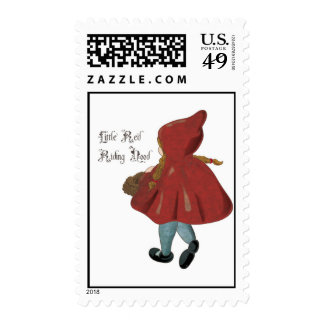 Red_Riding_hood Stamp